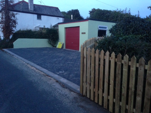 mylor-driveway